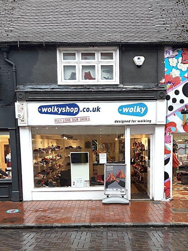 Wolkyshop Brighton UK