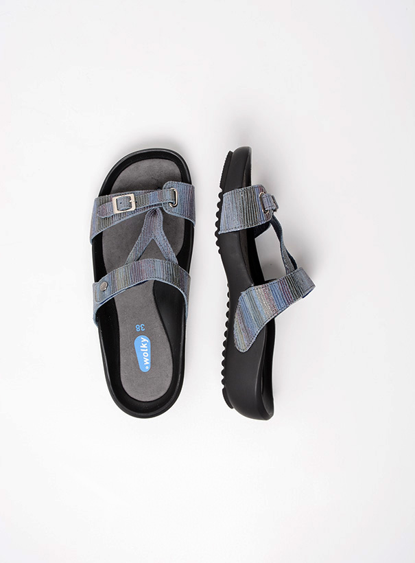 wolky slippers 01000 oconnor 43984 multi jeans suede top