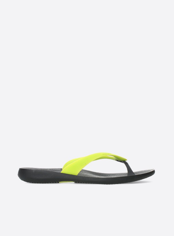 wolky slippers 01200 beach babes 90900 geel tpu
