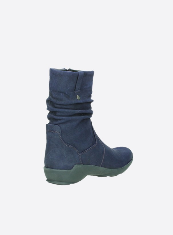 wolky extra comfort 01572 luna 11600 paars nubuck back