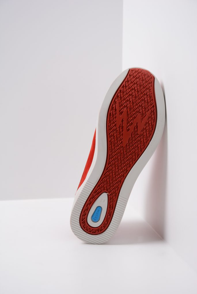wolky extra comfort 05906 six 10570 rood stretch nubuck sole