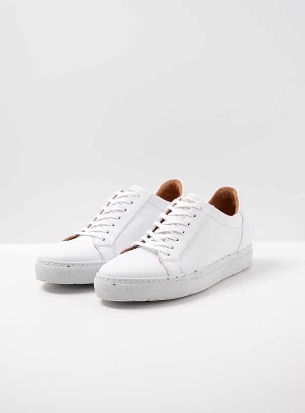 wolky sneakers 09483 forecheck 20100 wit leer front